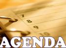AGENDA 2017 – Deuxième semestre.