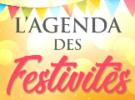 L'agenda des festivités